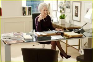 likeable female executive