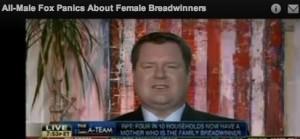 Female Breadwinners Backlash on Fox