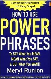 power phrases