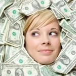 Female breadwinner and spending