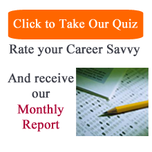 Take the Career Savvy Quiz